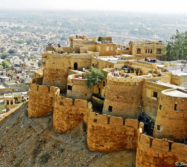 Rajasthan Desert Tour: Jodhpur - Osian - Jaisalmer