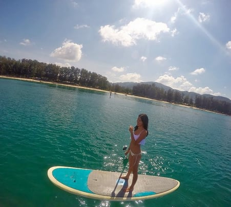 Stand up Paddle Tour in Phuket