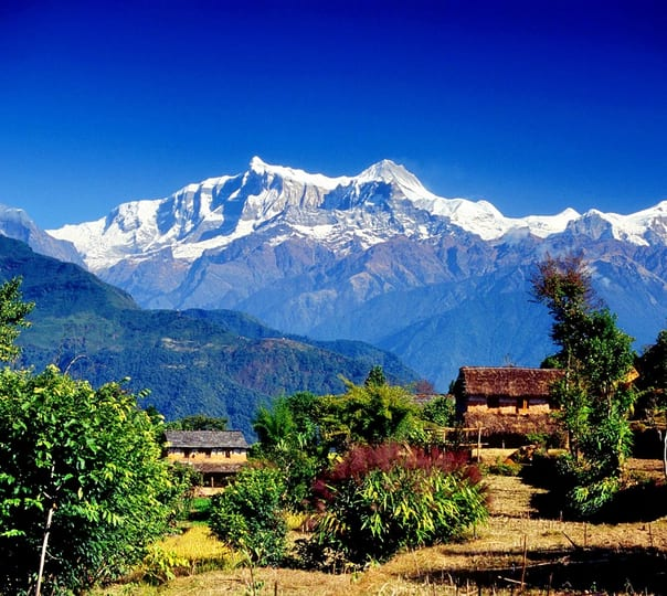 Day Hike around Pokhara