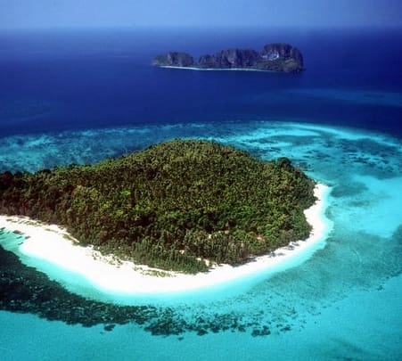 Raya Islands Tour near Phuket