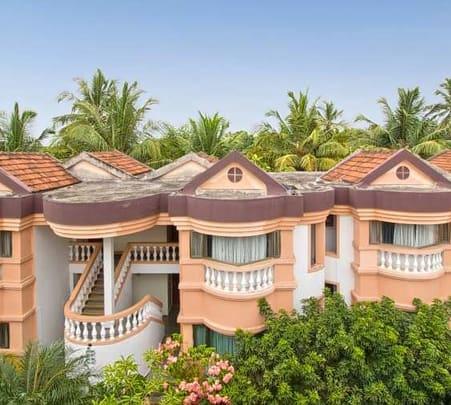 4 Days Stay at Lotus Resort in Goa