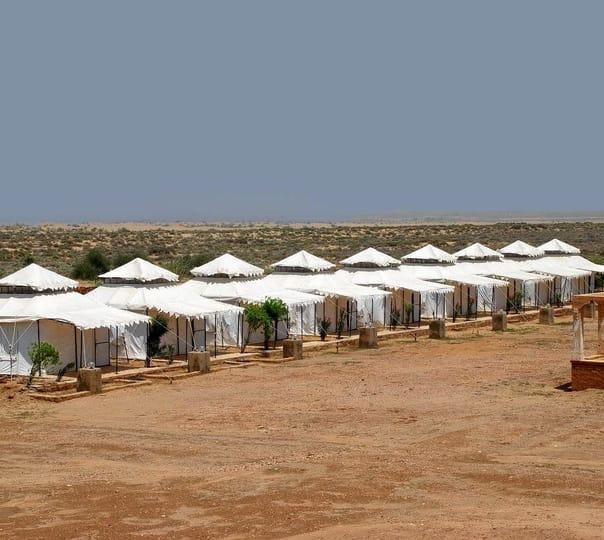 Mehar Adventure Safari Camp, Jaisalmer