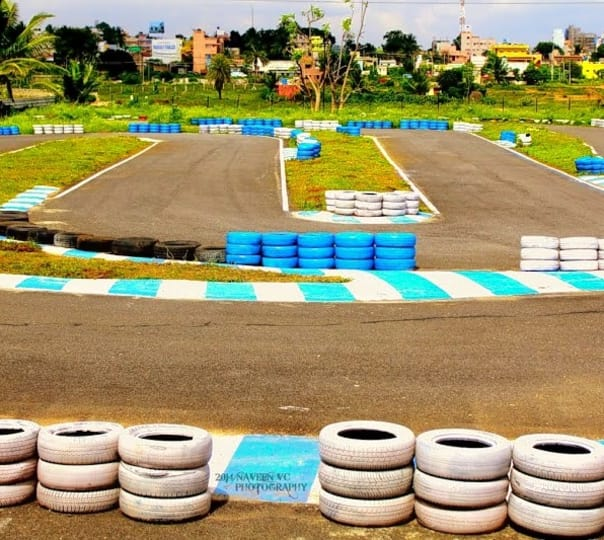 Enjoy Gokarting in Bangalore