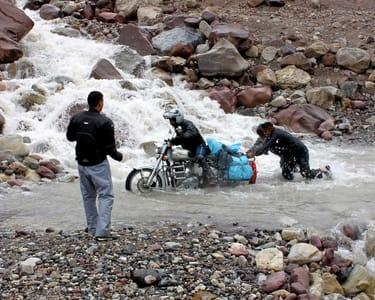 Leh Ladakh Bike Trip from Delhi