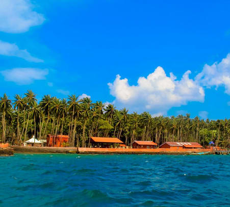 Andaman Tour Package from Coimbatore @ Flat 20% off