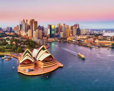 10 Days Australia Tour Package from Mumbai: Family Special