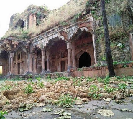 Trek to Ginnorgarh Fort Bhopal
