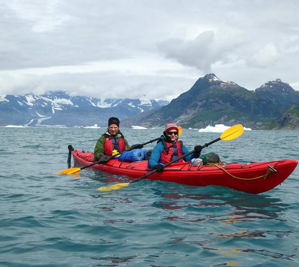 Alaska Kenai Adventure Tour
