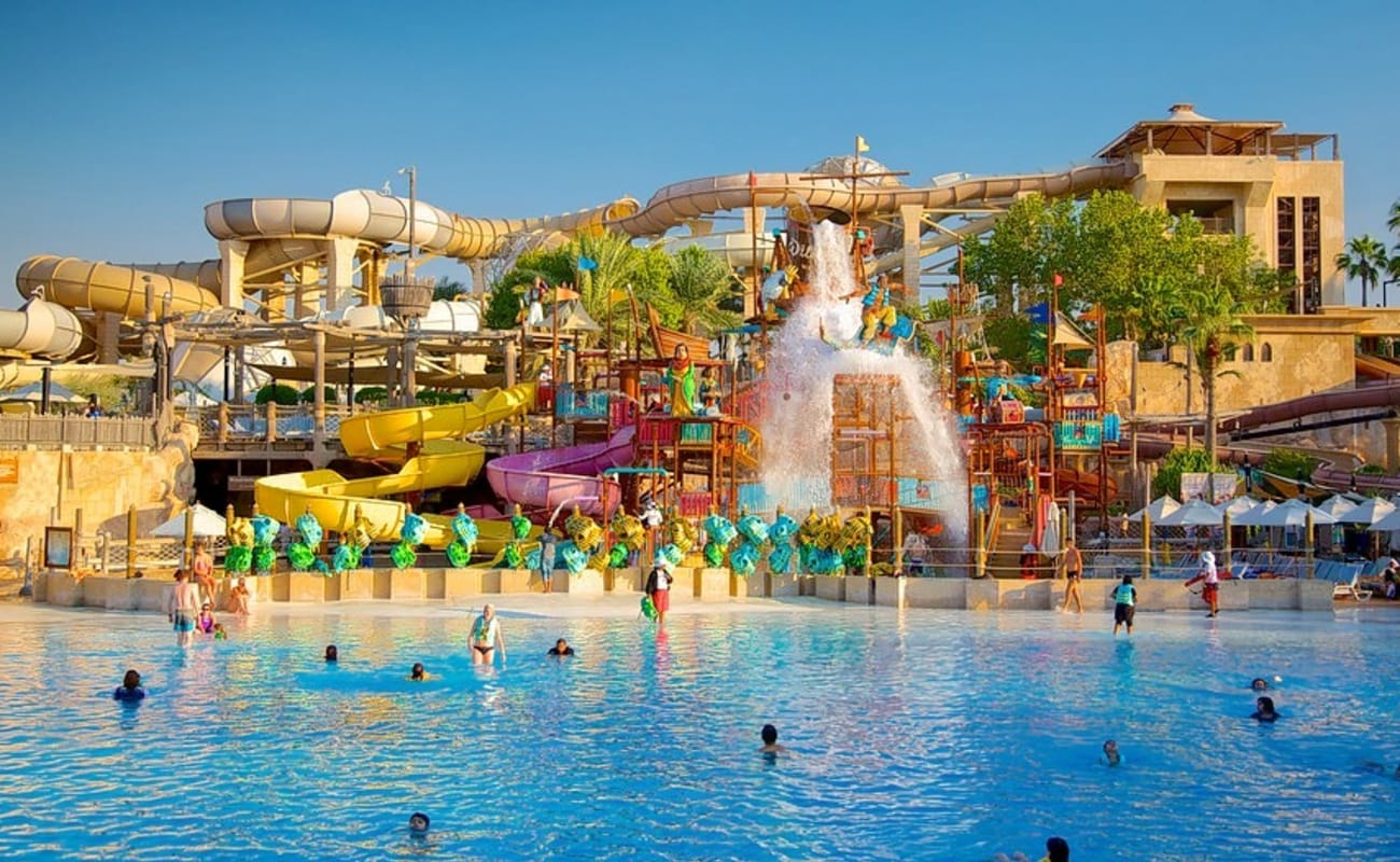 Wild wadi dubai coupon