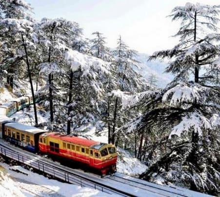 Half Day Private Tour in Shimla