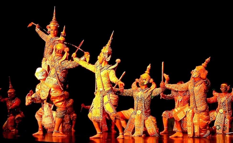 Day Tour To Rose Garden And Thai Cultural Show At Sampran In Bangkok