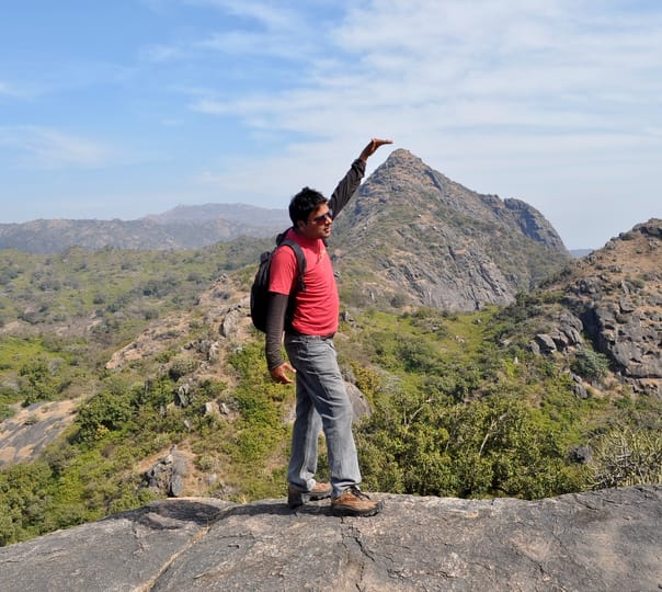Full Day Trek to Mount Abu