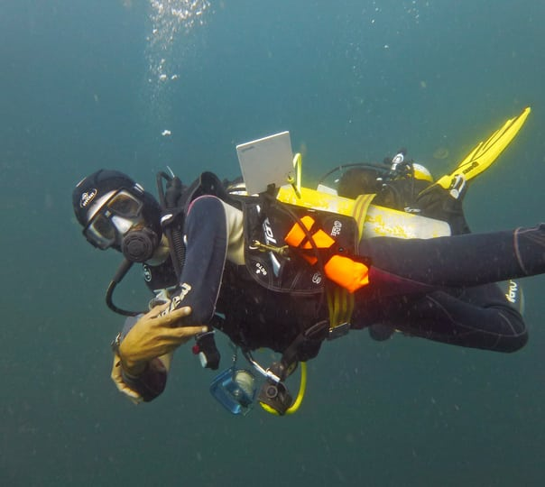 Advanced Diving Course at Grande Island in Goa