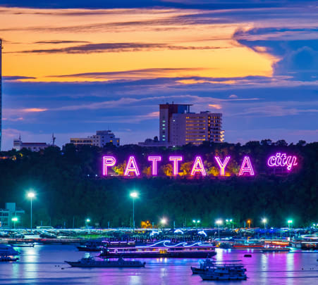 3 Nights Pattaya Tour Package - Flat 17% off