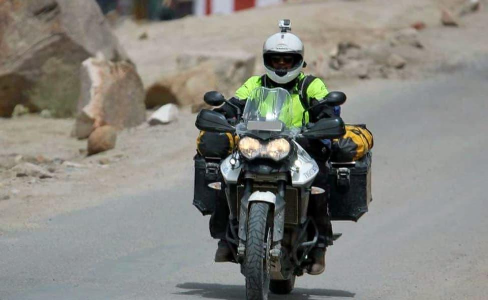 Rajasthan Tour On Triumph Tiger Xrx Thrillophilia