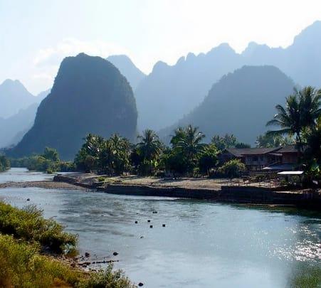 Discover Vangvieng From Vientiane