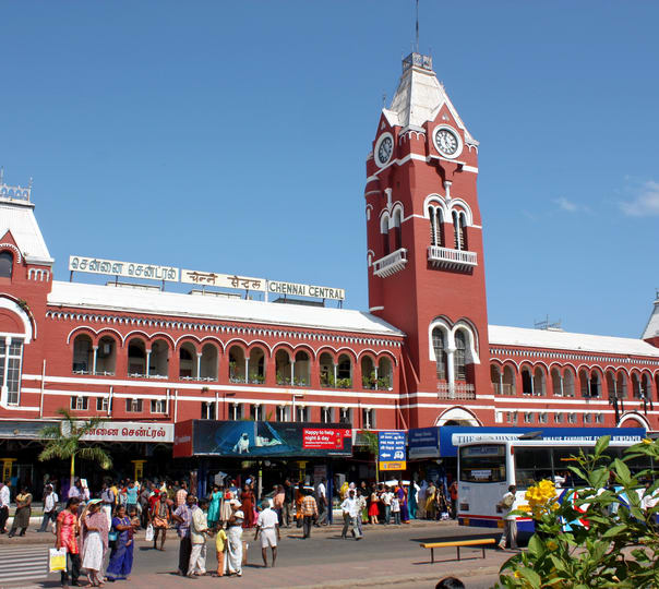 British Blueprints Trail in Chennai