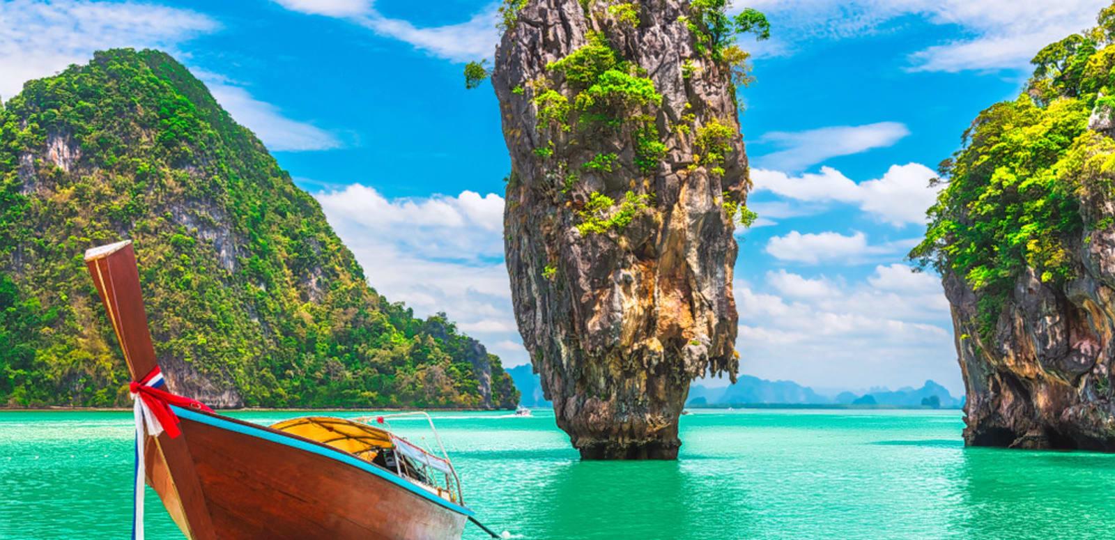 James Bond Island Trip From Krabi Flat 20 Off