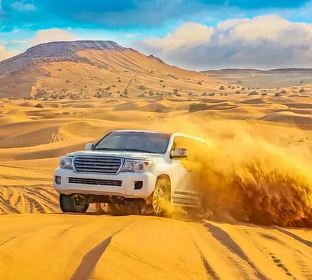 5 Days Dubai Holiday Trip with Desert Safari 19% off