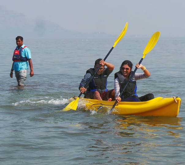 Discover Kayaking in Magical Mandwa