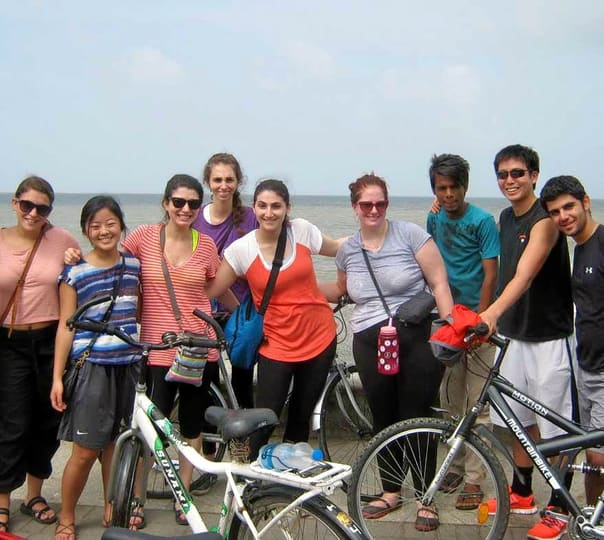 Bicycle Expedition in Mumbai