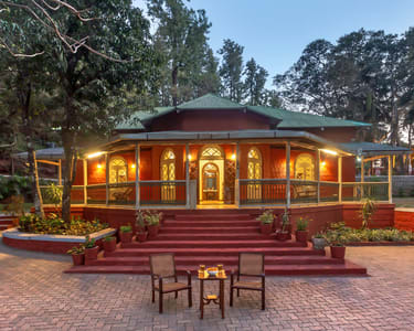 Luxury Heritage Villa in Panchgani