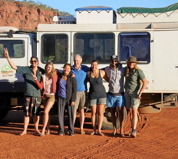 Exmouth to Broome Tour