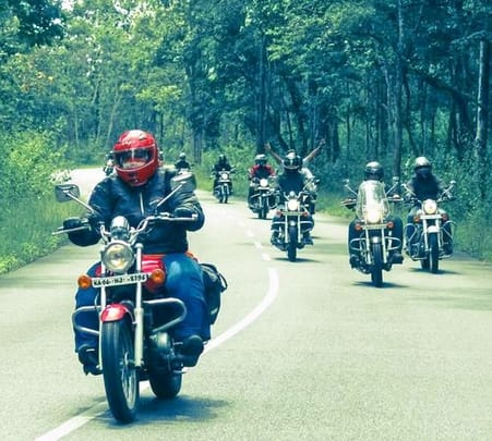 Rent an Two Wheeler For a Day in Goa