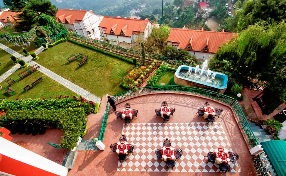Kasauli Resort By Piccadily   Book Online @ 40% Off