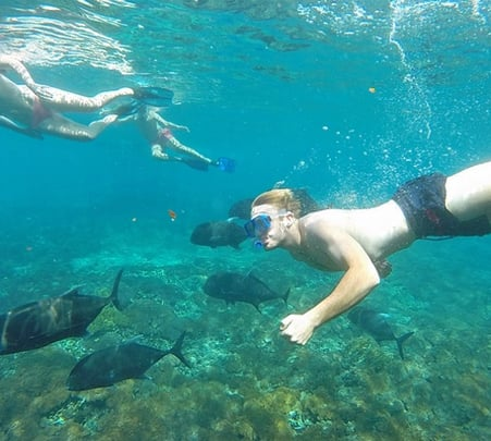 Adventure Tour to Nusa Lembongan in Bali