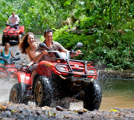 Atv Adventure and Ubud Tour in Bali