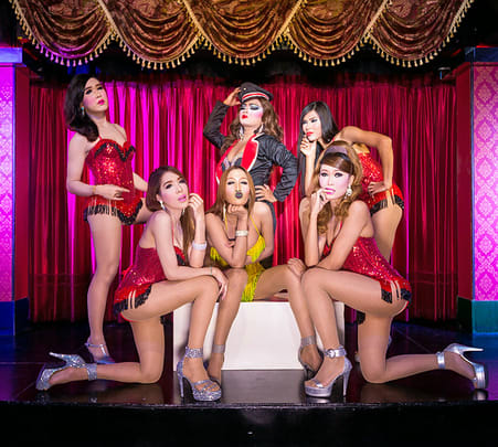 Blue Dragon Cabaret Show Flat 25% off