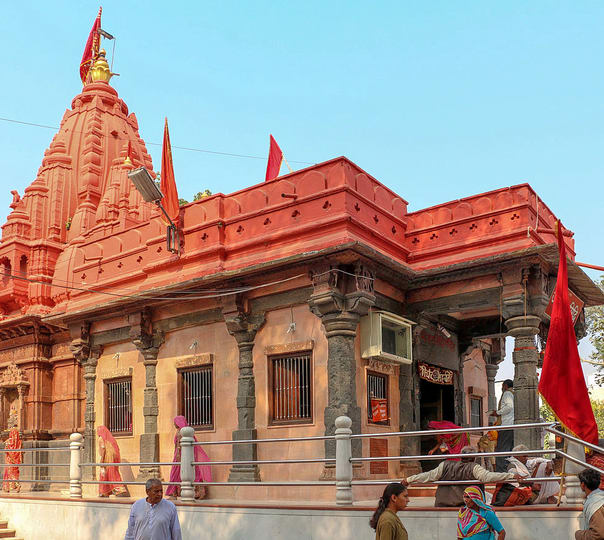 Ujjain and Omkareshwar Temple Visit
