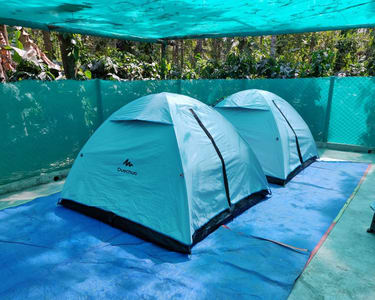 Camping & Cycling Adventure, Sakleshpur