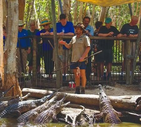 Hartley's Crocodile Adventures Flat 15% off