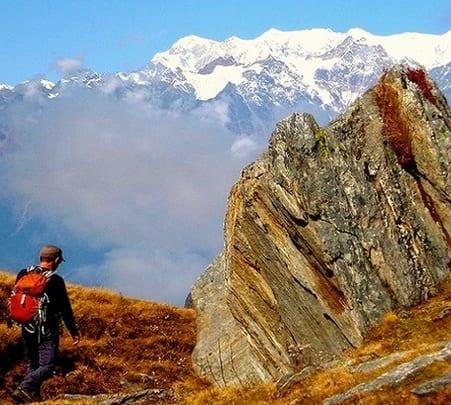 Kuari Pass Trek 2017, Uttarakhand