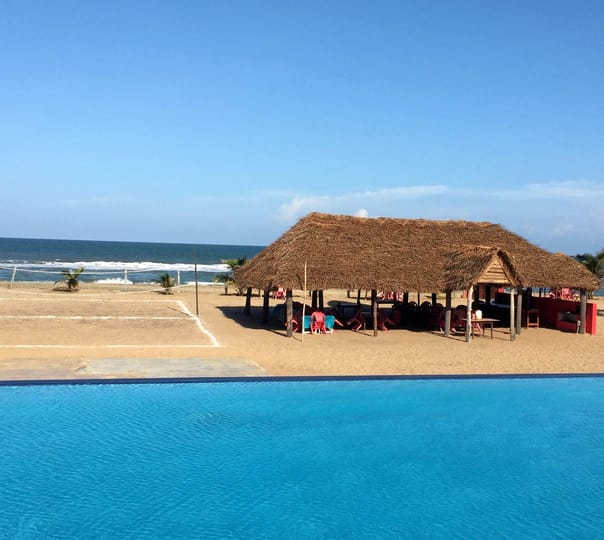 One day Outing at Silver Sands Beach Resort, Mahabalipuram