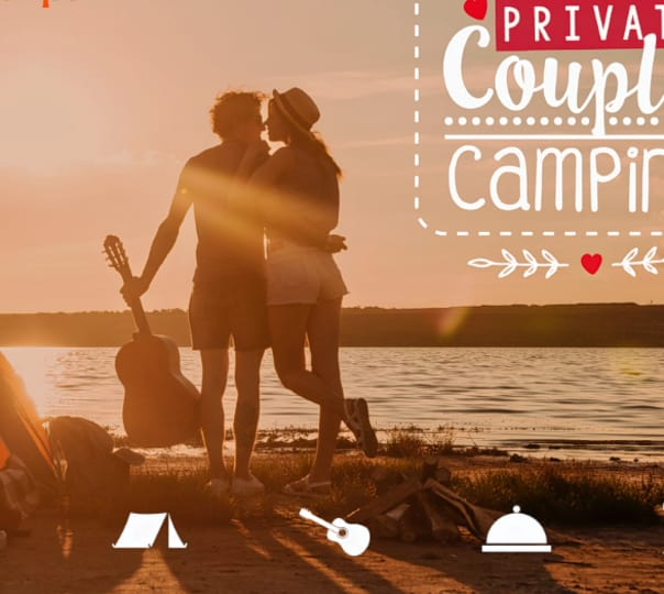 Private Couple Camping near Mulshi Lake: Valentine's Day Special