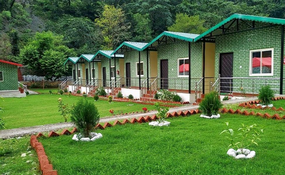 Night Camping In Rishikesh   Book Online & Save 18%