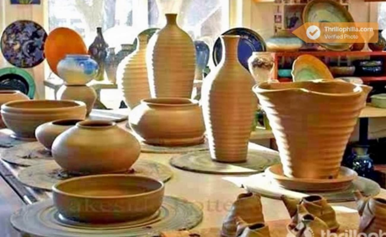 Pottery And Clay Art Workshop, Bangalore | Thrillophilia