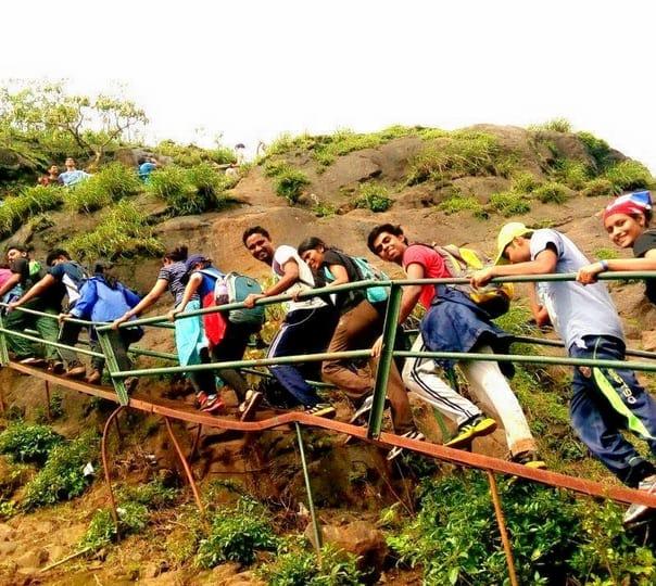 Trek to Kalsubai, Mumbai
