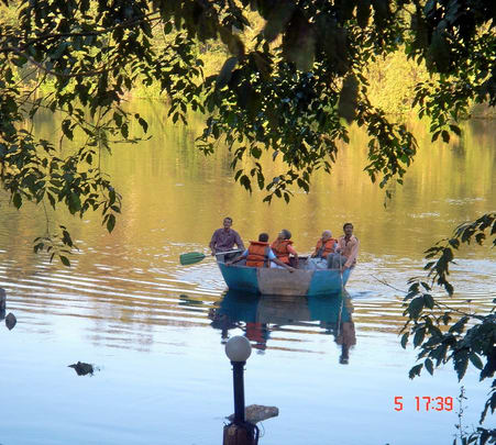 Coracle Ride in Karwar