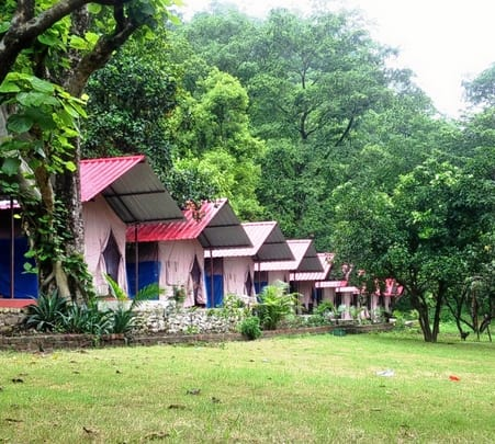 Luxury Camping with Rainbow Resort, Rishikesh