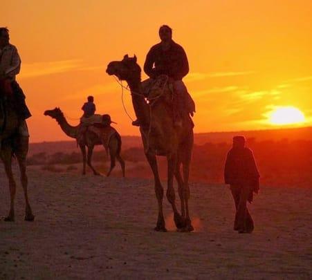 Jaisalmer -The Golden City Desert Experience
