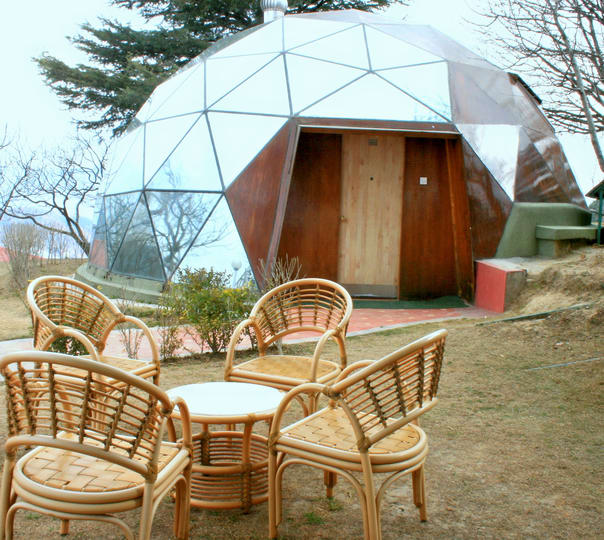 Glass Cottage Experience In Chail, Shimla