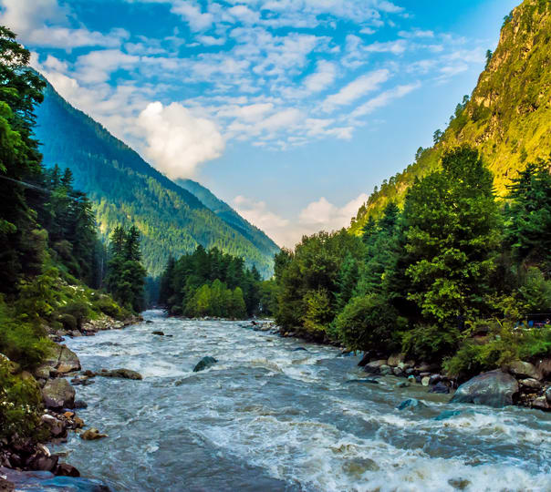 Kasol Camping with Kheerganga and Tosh Trek