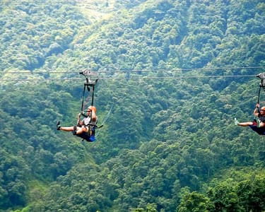 Zip Flying in Pokhara - Flat 25% off
