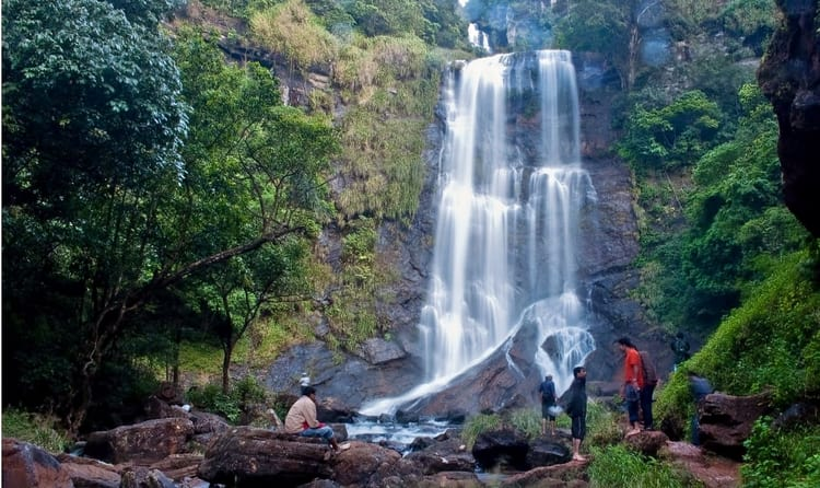 Chunchi falls in bangalore dating