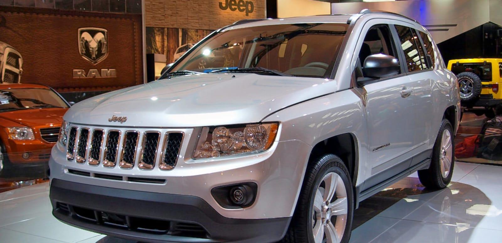 Rent A Jeep Compass In Delhi