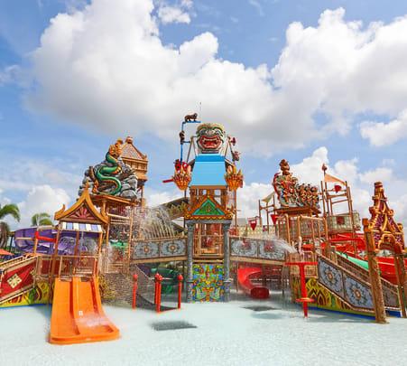 Ramayana Waterpark in Pattaya - Flat 20% off